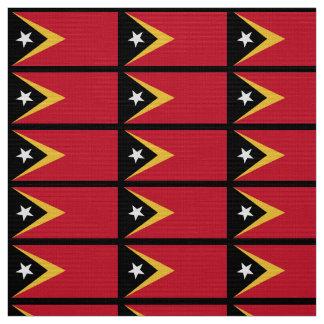 Tissu Drapeau du Timor oriental