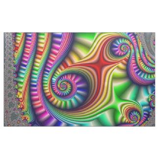 """Tissu du sergé de coton de fractale (58"""" largeur)"""