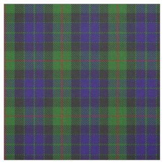 Tissu écossais de plaid de tartan de Gunn de clan