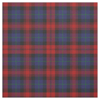 Tissu écossais de plaid de tartan de MacLachlan de