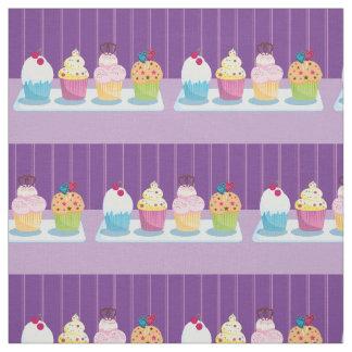 Tissu Étagères de petit gâteau