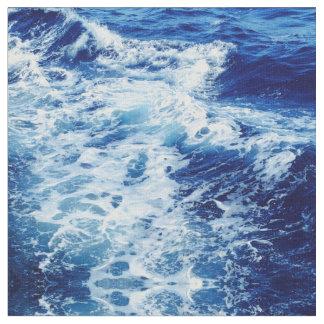 Tissu fait sur commande de la vague 1
