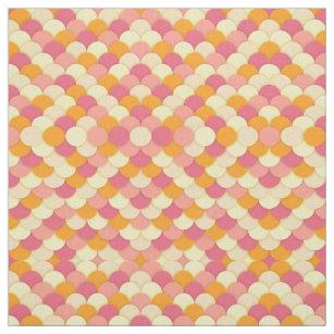 Tissu Couleur Chaude Cadeaux pour Loisirs Créatifs & Couture | Zazzle.fr