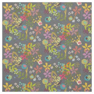Tissu Fleurs de jardin de Gorgeours