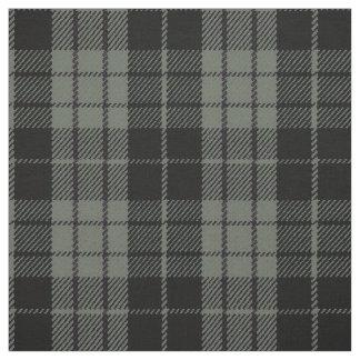 Tissu Gris, lumière/plaid noir/pourpre gris-foncé de
