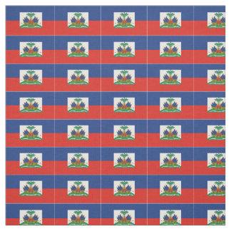 Tissu haïtien de drapeau