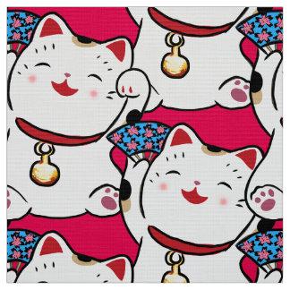 Tissu japonais de motif de kimono