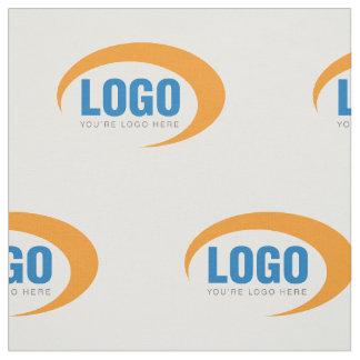 Tissu Logo fait sur commande d'affaires