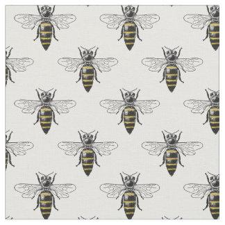Tissu Manteau de l'abeille #2 des bras vintage