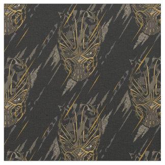 Tissu Marques de griffe de la panthère noire | Erik