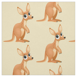 Tissu mignon de kangourou