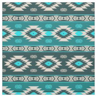 Tissu Modèle tribal ethnique de Navajo du sud-ouest