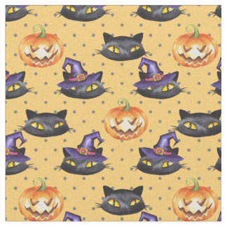 Tissu Motif 1 de Halloween
