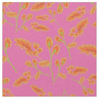 Tissu Motif 2 d'herbes