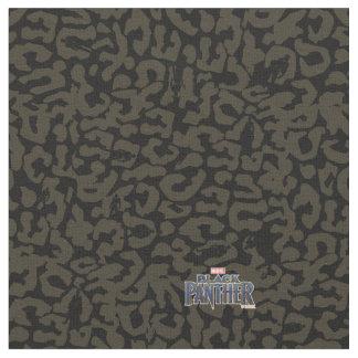 Tissu Motif de panthère de la panthère noire | Erik