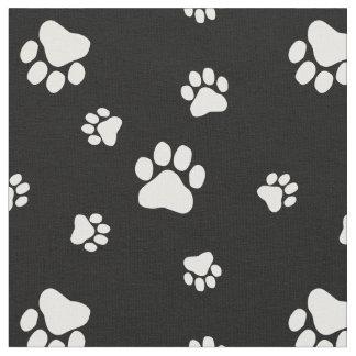 tissu empreintes pattes pour loisirs cr atifs couture. Black Bedroom Furniture Sets. Home Design Ideas