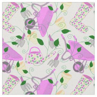 Tissu orienté de jardinage