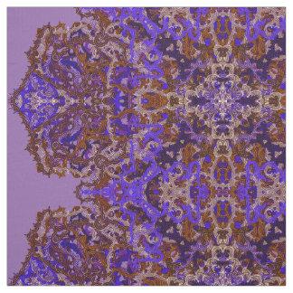 Tissu Ornement coloré Boho-Romantique