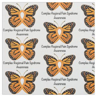 Tissu Papillon de CRPS/RSD d'espoir