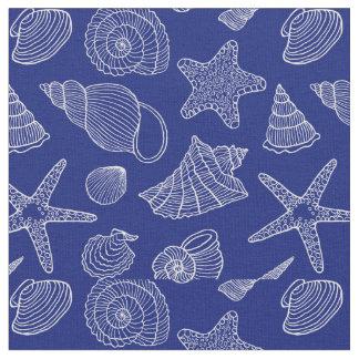 Tissu Shell bleu lumineux modèlent   additionnent vos 2