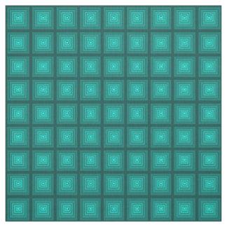 Tissu Tentation de la turquoise