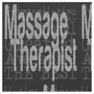 Tissu Thérapeute de massage Extraordinaire