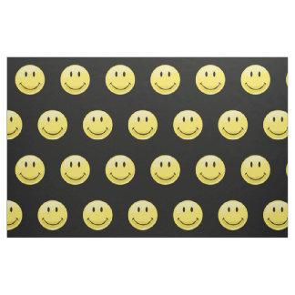 Tissu Visage heureux classique