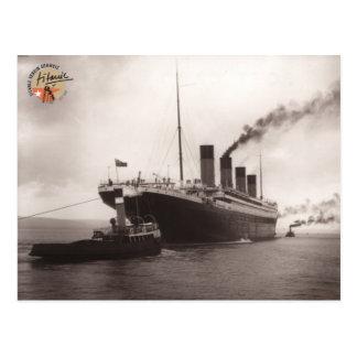 Titanic-Verein carte postale de Suisse 01