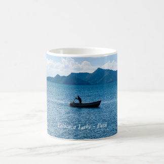 Titicaca Lake - le Pérou Mugs