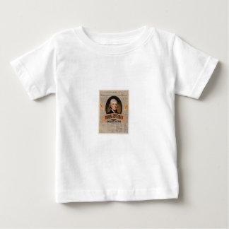 Tj au-dessus du document t-shirt pour bébé