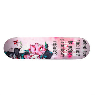 TJ panneau de skat the Skateboards Customisés