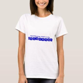 TNETENNBA - Bonjour T-shirt