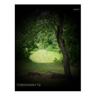 Toboggan #12 de Kensington Cartes Postales