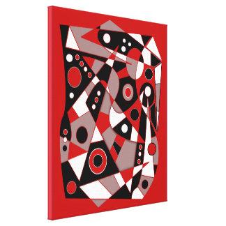 Toile #960 abstrait