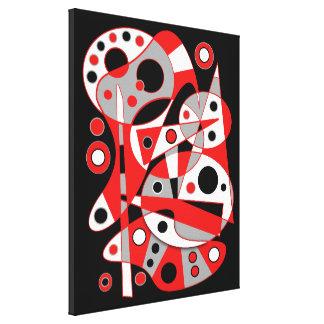 Toile #961 abstrait