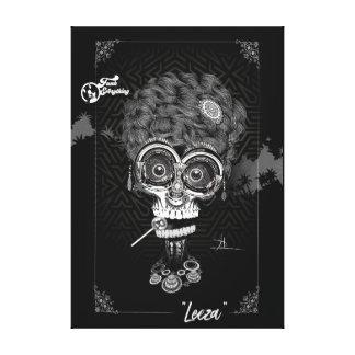 Toile Affiche de Leeza