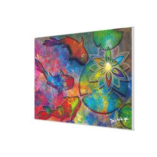 Toile affiches-Alchimie-spirituelle