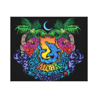 Toile Aloha