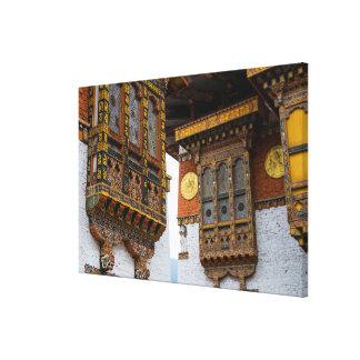 Toile Architecture de Dezong