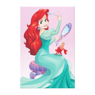 Toile Ariel et SebastiAn