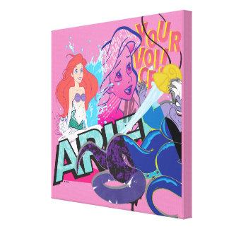 Toile Ariel | votre voix