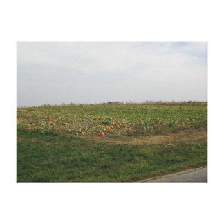 Toile Art amish de mur de photographie de ferme de