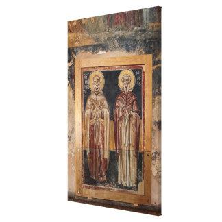 Toile Art chrétien religieux