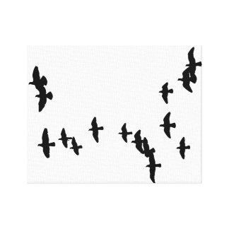 Toile : Art de mur de colombe