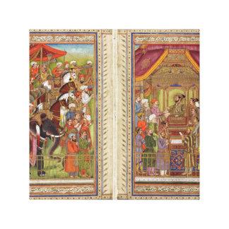 Toile Art musulman islamique de Boho de l'Islam de