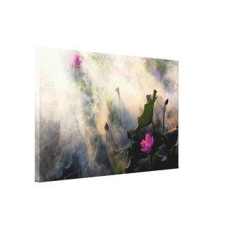 Toile Art photographique -12 de royaume des fées de