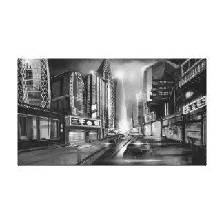 TOILE ASTRVM IMPERIVM - TOKYO IV ARTWORK