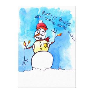Toile Biceps de Frostys