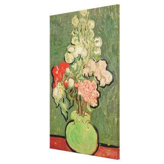Toile Bouquet de Vincent van Gogh   des fleurs, 1890