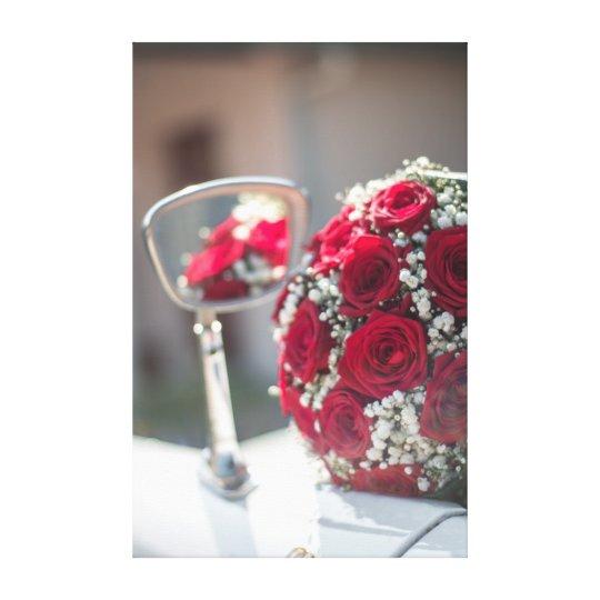 Toile Bouquet reflection